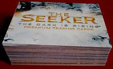 THE SEEKER - The Dark Is Rising - Complete Base Set (72 Cards) - Inkworks