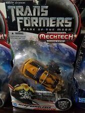 NIB Transformers Dark of the Moon Mechtech Autobot Nitro Bumblebee 2010 Hasbro