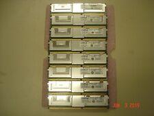 LOT OF 8 CRUCIAL CT25672AF80E.Y18F0D6 2GB PC2-6400F DDR2 800MHZ DIMS, 16GB TOTAL