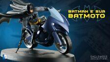 Figura Special Batman batmoto - moto batcycle + Magazine