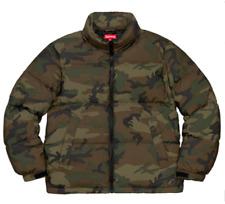 9019f7a0 Supreme Reflective Camo Down Jacket Woodland Camo Medium