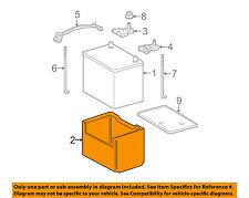 28899-64110 Toyota Insulator, battery 2889964110