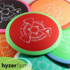 Axiom NEUTRON DELIRIUM *pick weight & color* Hyzer Farm disc golf driver