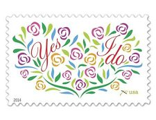 2014 70c Yes, I Do, Wedding Scott 4881 Mint F/VF NH