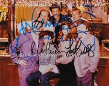 CHEERS CAST AUTOGRAPHED 8x10 RP PHOTO GREAT CLASSIC SHOW