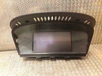 BMW Navigation Display Sat Nav Screen 5 Series E60 E61 6989395