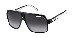 Carrera Sunglasses 27 XSZ9O White Sports Aviator Racing Designer 100% Genuine AU