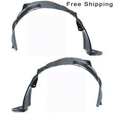Inner Fender Splash Shield Front Set of 2 LH & RH Side Fits 01-03 Honda Civic