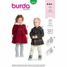 d8932f32e24a Toddler Coat Jacket Sewing Patterns for sale