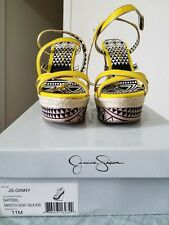Jessica simpson heels size 11 GINNY