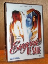 Eugenie De Sade (DVD, 1970) NEW Soledad Miranda Paul Muller Jess Franco film