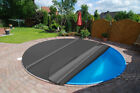 Round Pool Cover From Truck PVC Tarp 24oz/M ² Safety Cover Pool Cover