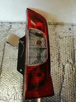 PEUGEOT BIPPER RIGHT OS DRIVERS TAILIGHT MK1 07-16 01353205080