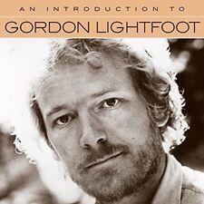 Gordon Lightfoot - An Introduction To [New CD]