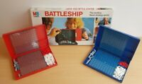Vintage Battleship Family Fun Board Game MB Games 1975 Boxed