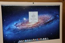 "Apple iMac A1200 24"" POLYCARBONATE WHITE 2006 2.16GHZ 2GB 250GB 7300 GT #6"