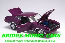 XB GT Ford Falcon Hardtop Mulberry Metallic - 1:18 Biante