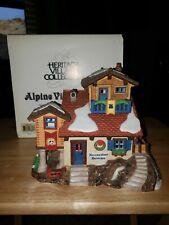 """Dept 56 Alpine Village """"Bernhardiner Hundchen"""" item #56174 Mib"""