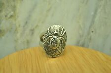 925 STERLING SILVER BIG SPIDER RING SIZE 6.75 #25024