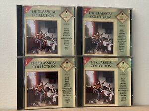 The Classical Collection  CLASSICAL GOLD  4xCD's Album  (CD22)