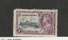 Leeward Islands, Postage Stamp, #99 Used, 1935