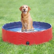 Foldable Pet Dog Swimming Pool Bath Tub Cat  S-2XL Dog Puppy Shower Wate