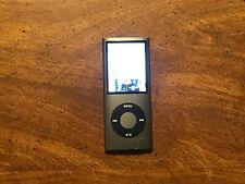 Apple iPod Nano 4th Generation Black (8 GB) MB754LL - iPod ONLY - Please Read