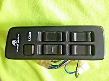 Isuzu rodeo power window switch ebay for 1995 isuzu rodeo power window switch