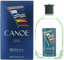 Canoe After Shave Splash For Men By Dana-8.0oz/236ml-Brand New In Box