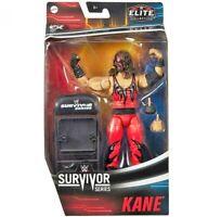 WWE WRESTLING FIGURE MATTEL ELITE SURVIVOR SERIES KANE BOXED BRAND NEW