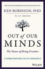 Out of Our Minds: The Power of Being Creative by Ken Robinson 9780857087416