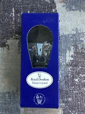 New Royal Doulton Finest Crystal Wine Bottle Stopper Star Bottlestop 02716