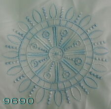 VARIEGATED MACHINE EMBROIDERY THREAD 1,000 METER NO 9690