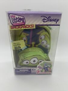 NEW 2021 Real LIttles Disney Mini Backpacks Toy Story with 7 Surprises Alien