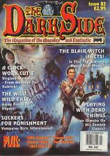 The Dark Side Magazine #82 The Blair Witch Alan Ormsby 022318DBE