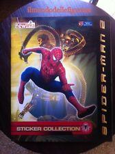 evado mancoliste figurine SPIDER-MAN 2  € 0,30  New Links 2004 vedi lista