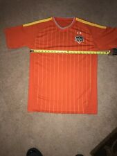 MLS HOUSTON DYNAMO ORANGE TEAM JERSEY. Unbranded. No Tags