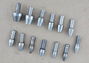 ".185 (3/16"") Stem Case Trimmer Pilots: 22 24 25 27 30 410 452 Cal | Target Rifle"