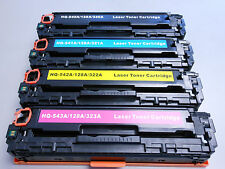 CE320A - CE323A 128A Color Toner for HP LaserJet Pro CP1525nw 1526 CM1415fnw-4PK