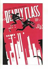 Deadly Class #3 | Syfy TV Show | 1st Print | Image Comics - March 2014