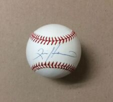 Tim Hudson signed MLB Baseball  - SF Giants World Series  PSA/DNA Auth # Y92488