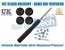 MacBook Pro A1278 A1286 A1297 Bottom Base Case Rubber Feet Kit Set + Screwdriver