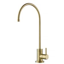 Beverage Faucet Single-Handle Easy Install Spot Free Antique Champagne Bronze