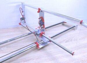 Foam Polystyrene cutter cutting machine cnc plotter area 80x38x15cm costycnc
