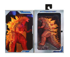 NECA Godzilla Head-to-Tail Action Figure  King of the Monsters Burn Movie verson