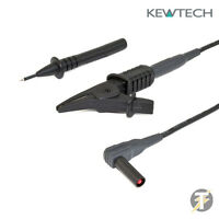 Kewtech ACC71TL Earth Bond Lead for KT71 & KT72 PAT Tester plus more brands
