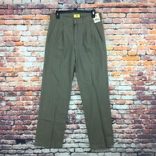 New Duck Head Mens Size 31x32 Pleated Front Type 51 Comfort Fit Pants