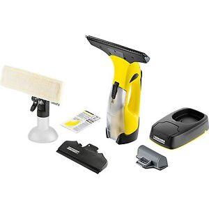 Kärcher Fenstersauger WV 5 Premium Non-Stop Cleaning Kit 1.633-447.0, gelb