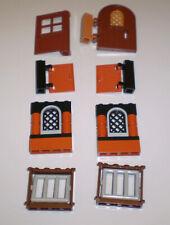 Lego Choose Color /& Quantity Window Shutter 1x2x3 Volets Hinge 60800