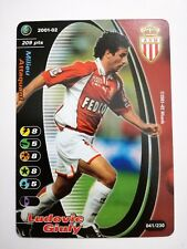 GIULY LUDOVIC FOOTBALL CHAMPIONS 2001 / 2002 - 041 / 230 AC MONACO FC 209 PUNTI